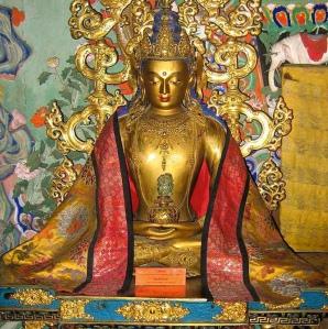 Будда, Амитаюс, буддизм