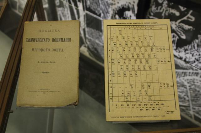 альтернативная история, химия, таблица Менделеева, эфир