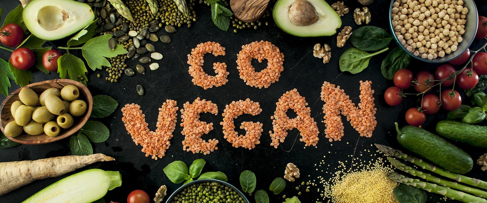 Правильное питание для веганов - блог о правильном питании IQkitchen