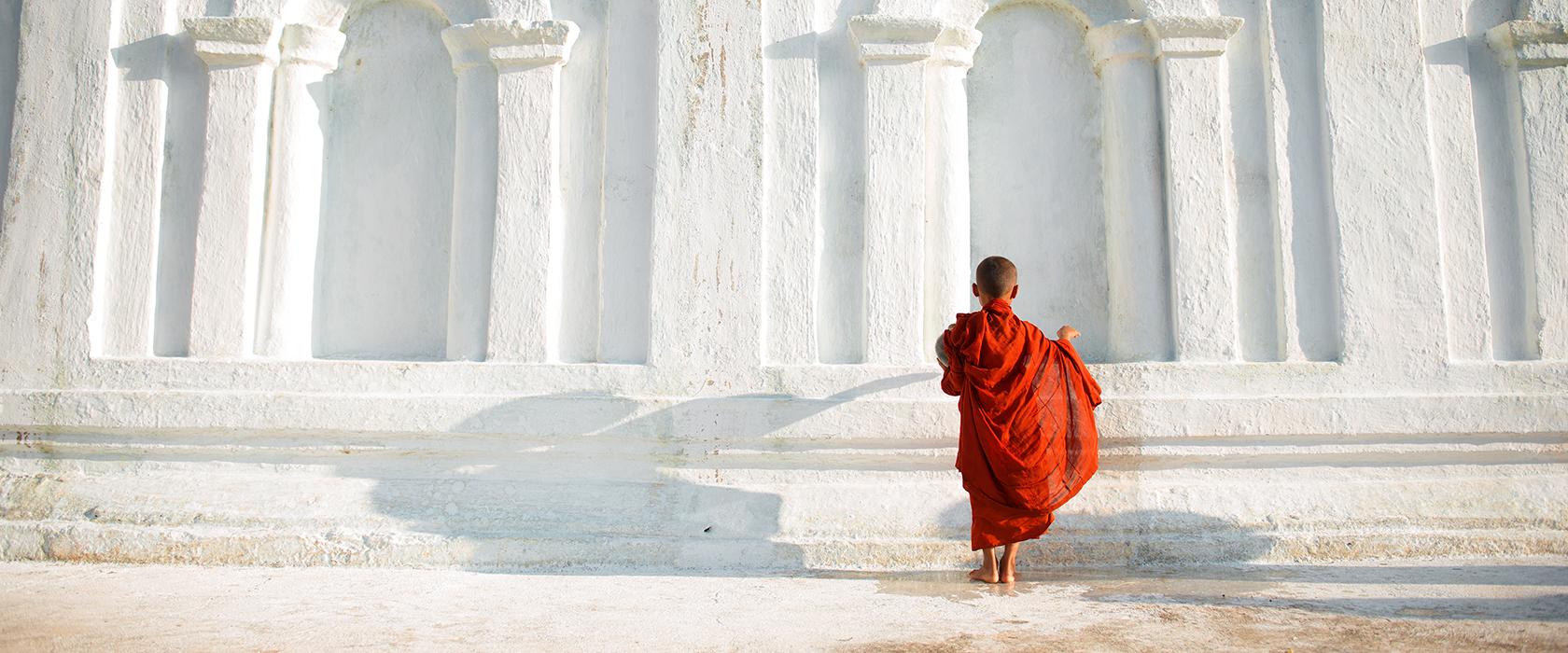 Что такое буддизм для детей реферат 9610