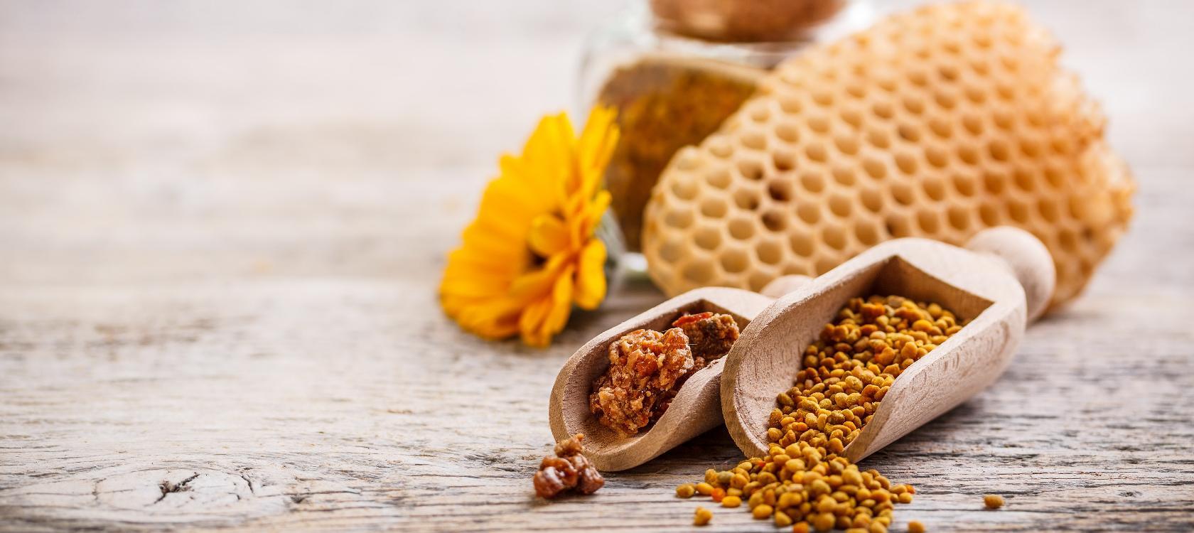 Как принимать пыльцу пчелиную для поднятия потенции