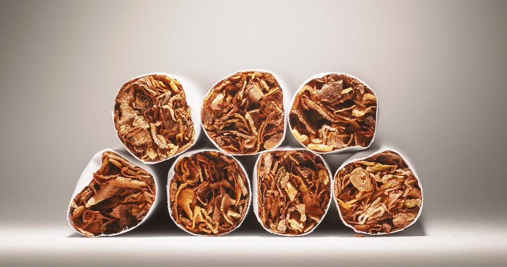 Влияние курения на кровеносную систему человека