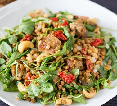 Протеиновый салат