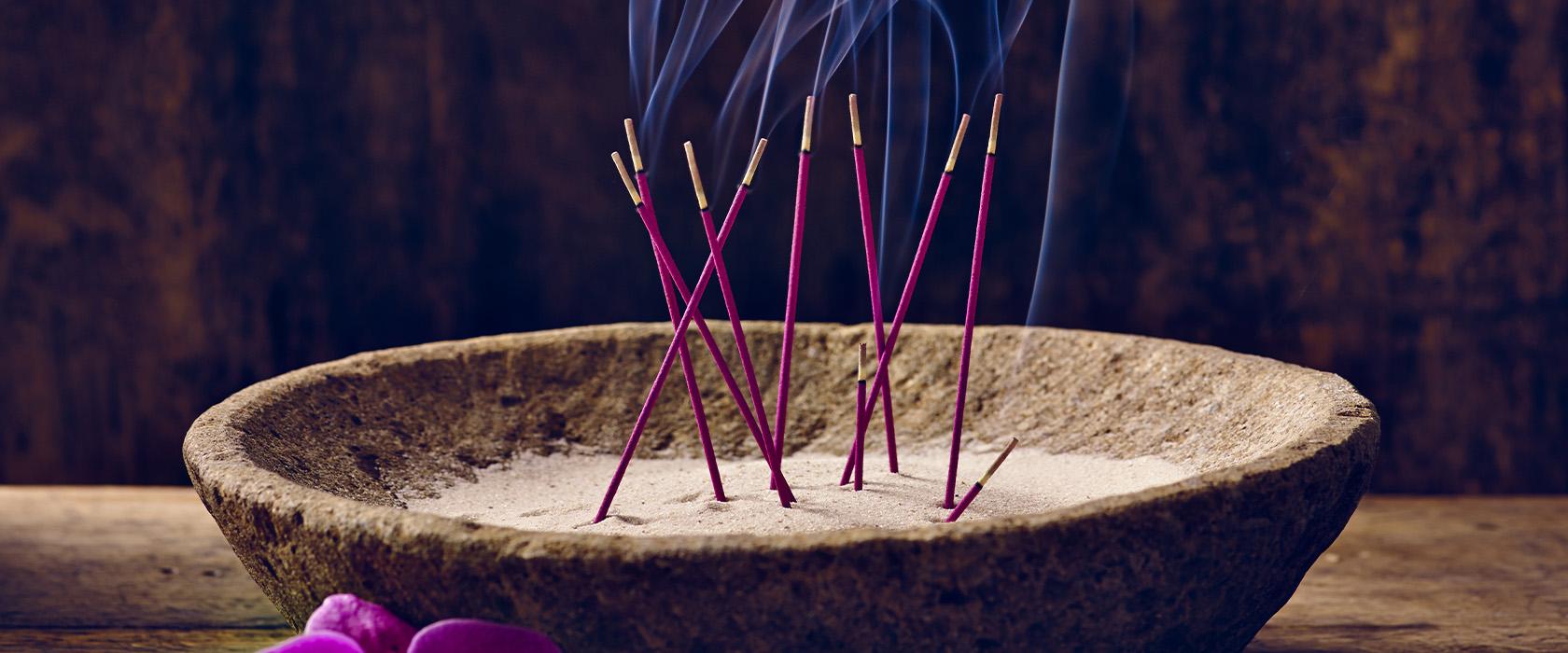 Благовония палочки - вред и польза