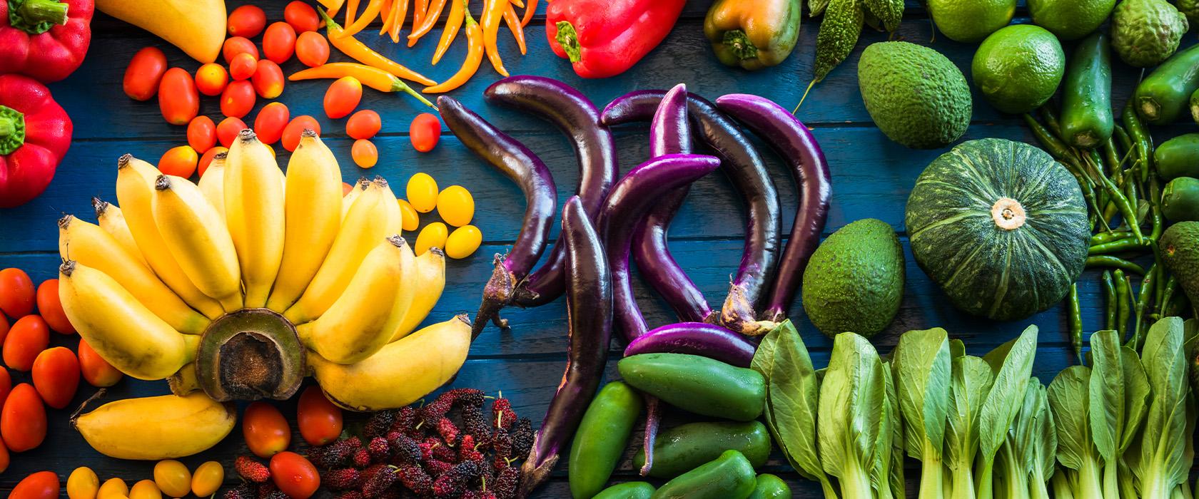 Меню для похудения на неделю: вегетарианская диета.