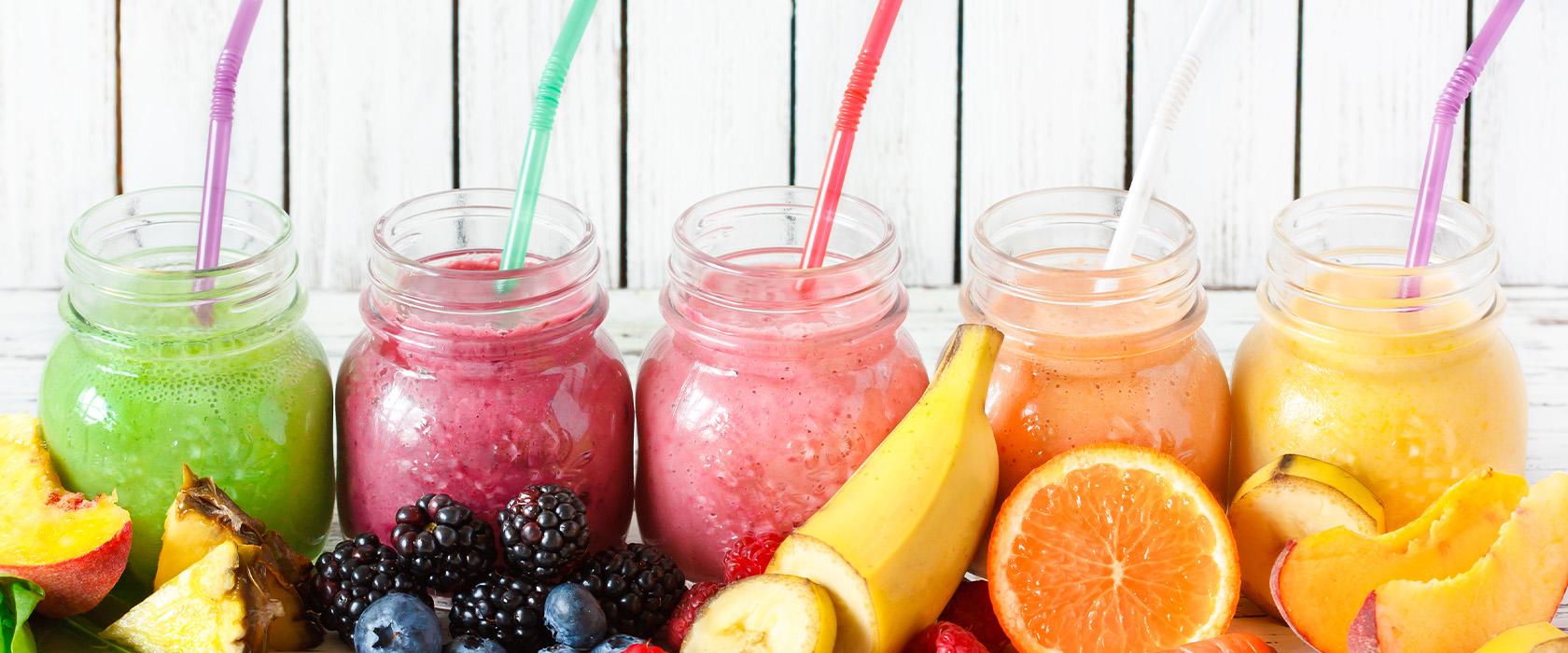 Основные принципы правильного и здорового питания