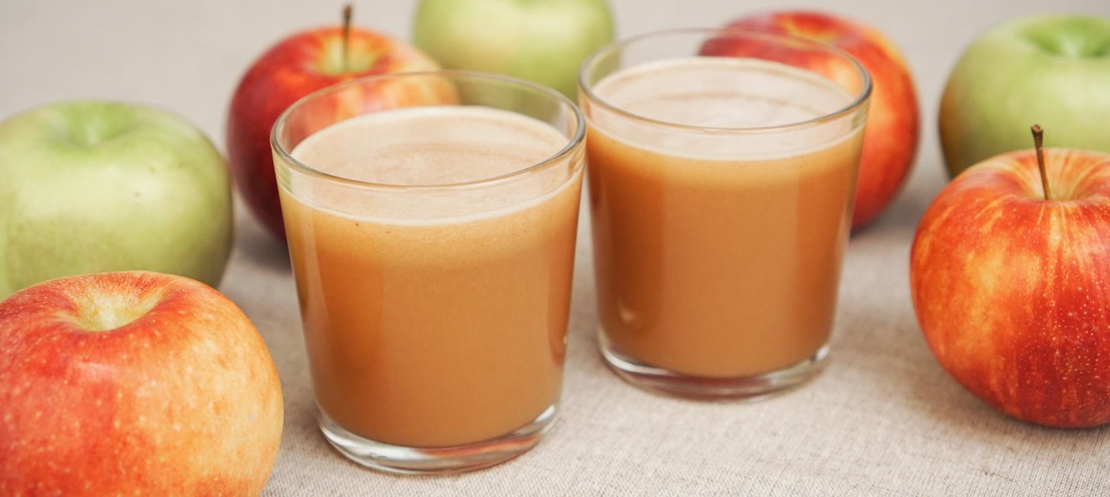 Яблочный сок в чем польза и вред thumbnail