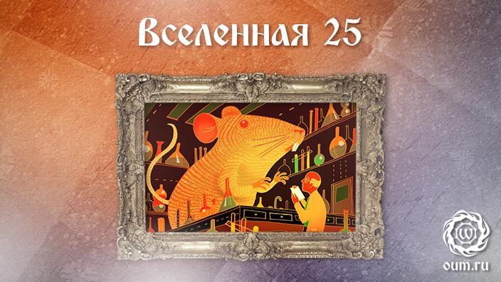 «Вселенная-25». Мышиный рай