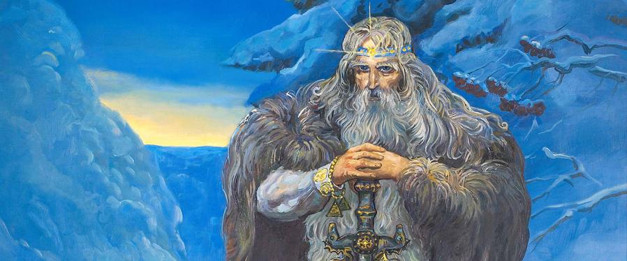 Бог Сварог — верховный владыка небосвода. Символ и заповеди бога Сварога