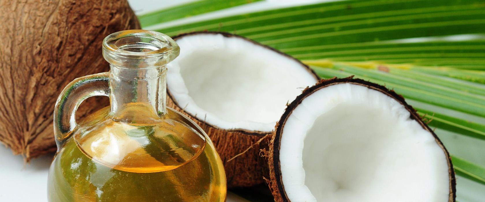 Кокосовое масло нерафинированное холодного отжима для волос