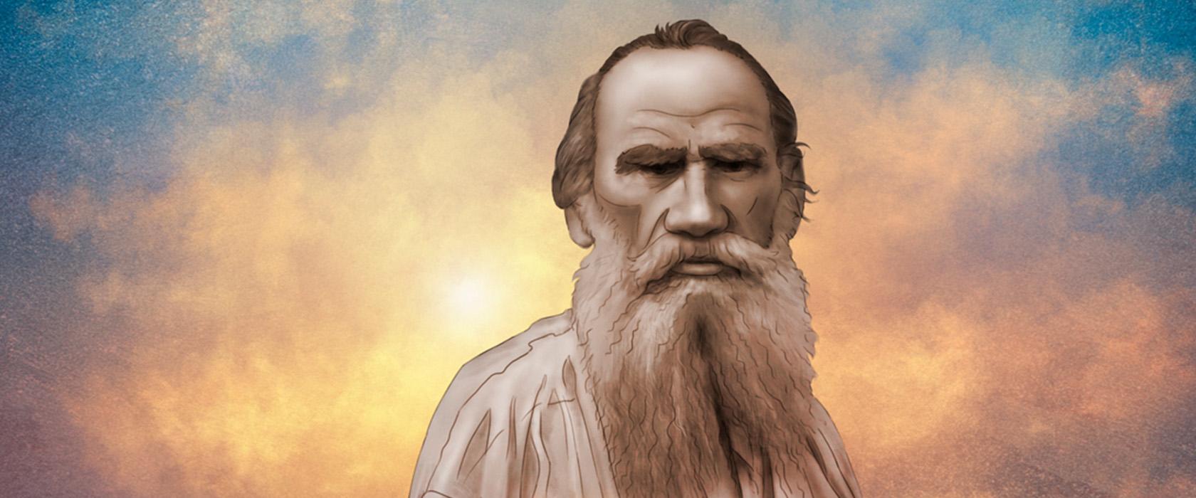 Черный квадрат» Льва Толстого / Православие.Ru | 700x1680