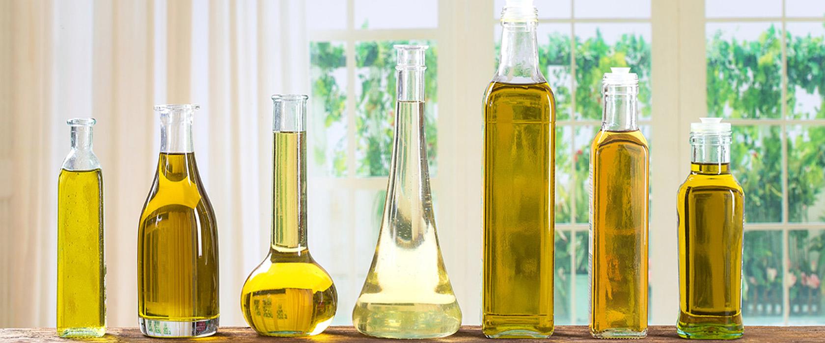 Растительное масло с запахом как называется
