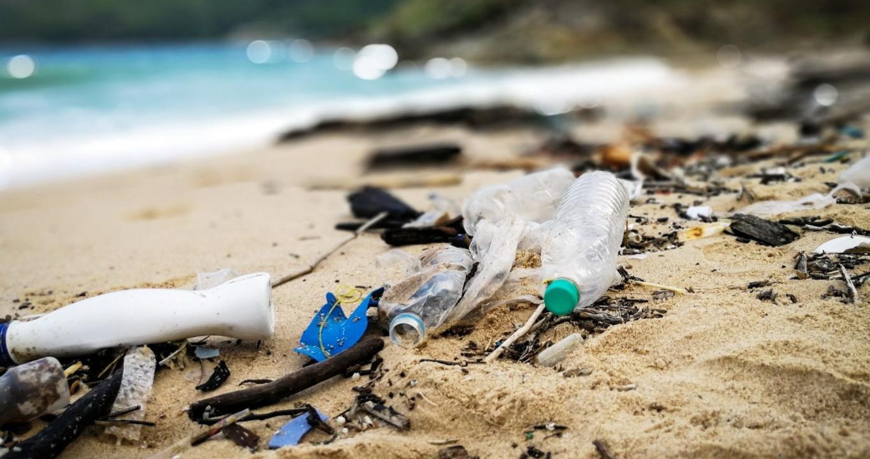 Проблема пластика в мире