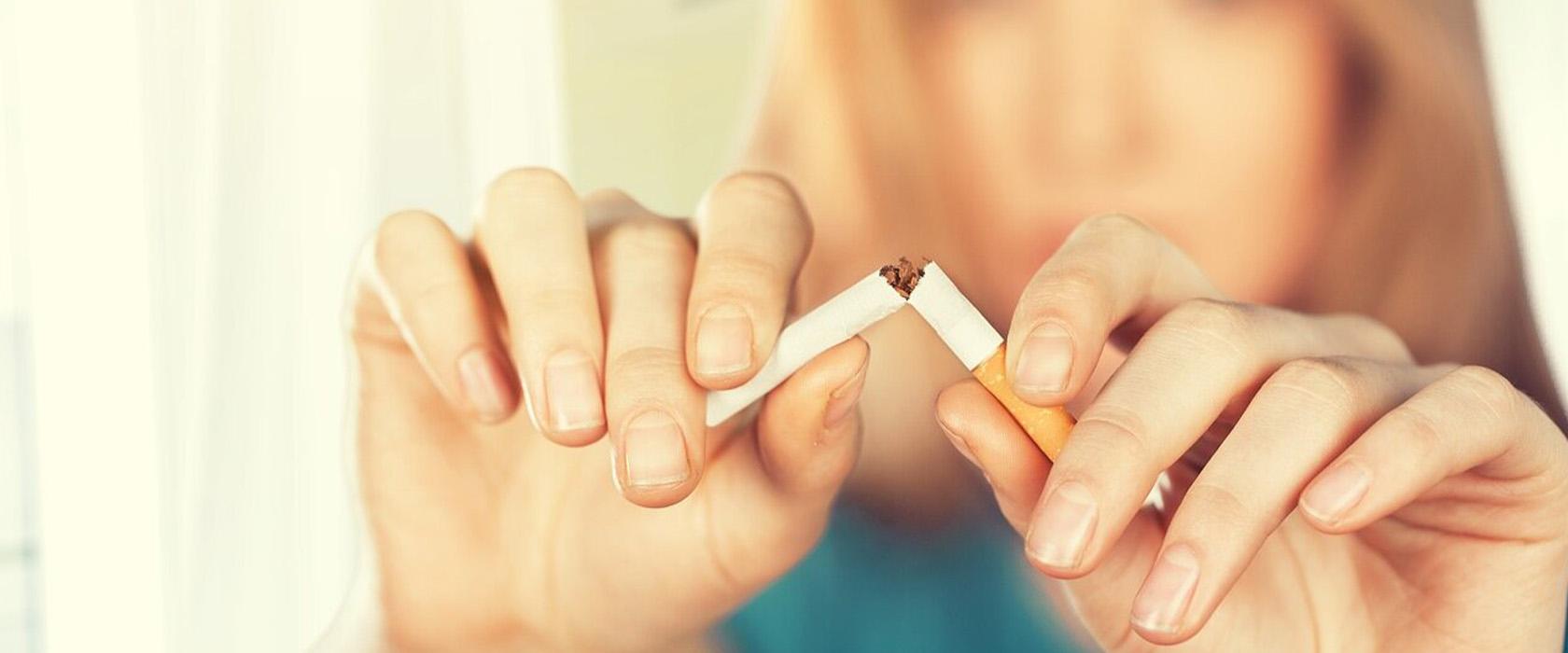 Курение воздействие на человека