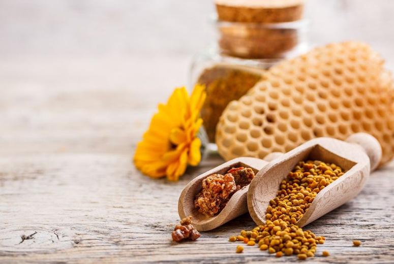 хранение перга, мед