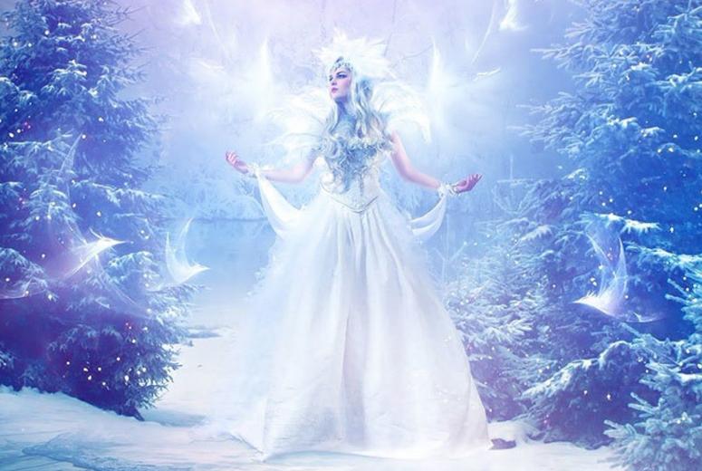 Матушка зима в картинках