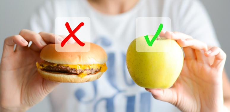 правильное питание, здоровое питание, здоровый выбор