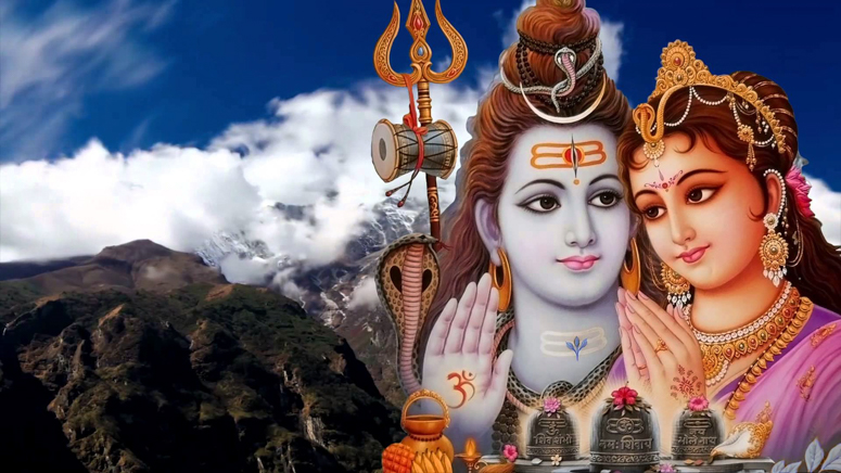 Шива, Парвати, Шакти, Рудра