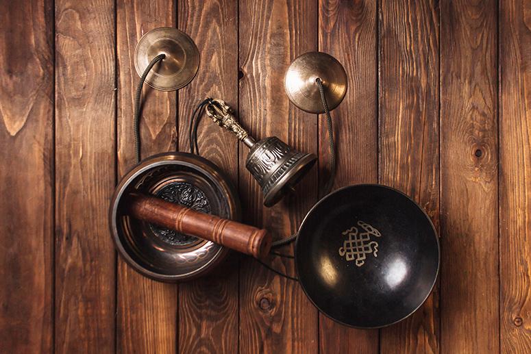 Поющие чаши целительная музыка слушать