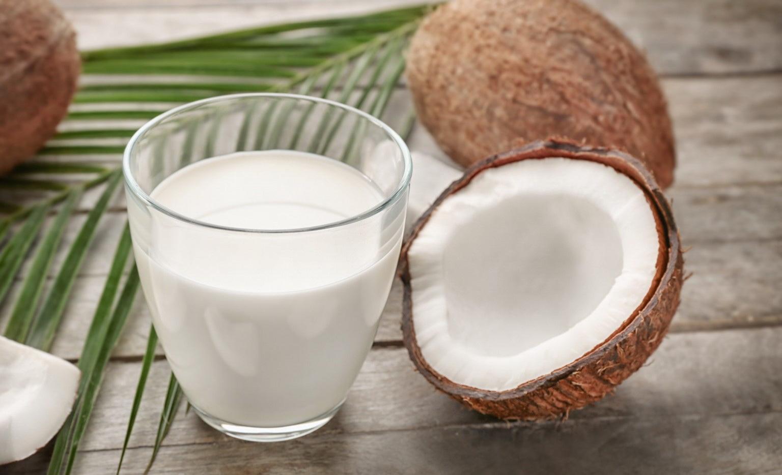 кокосовое молоко польза и вред для ребенка