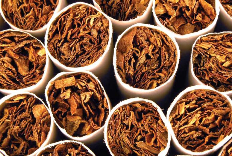 никотин, вредные вещества