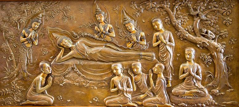 Поза Будды