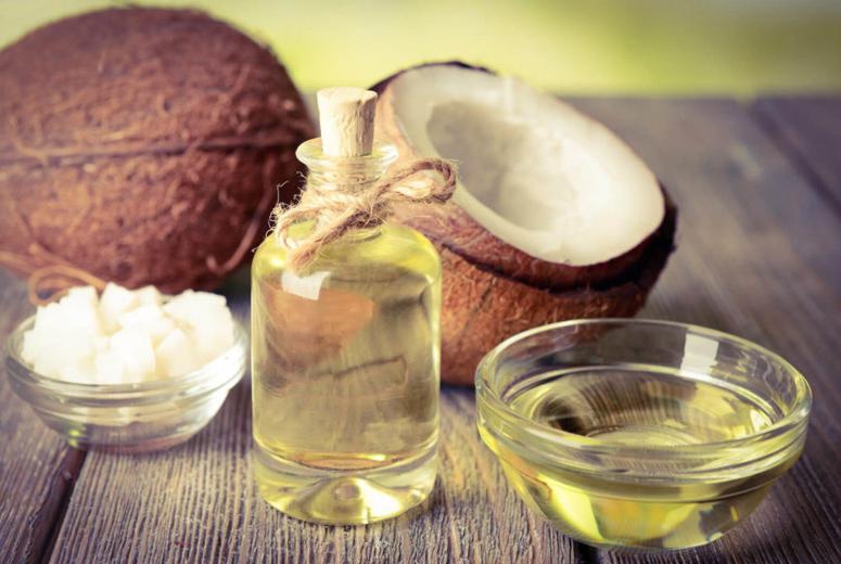 масло кокоса, виды масла