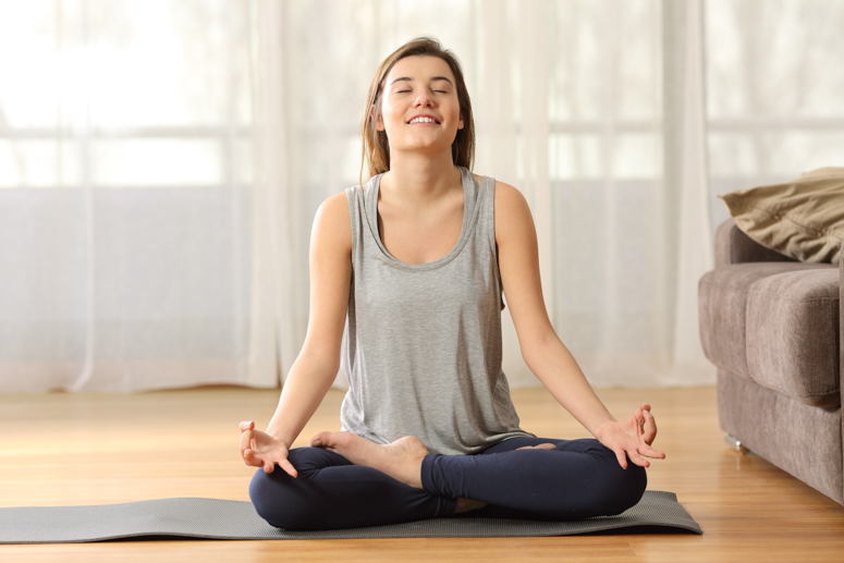 медитация, йога, здоровый образ жизни
