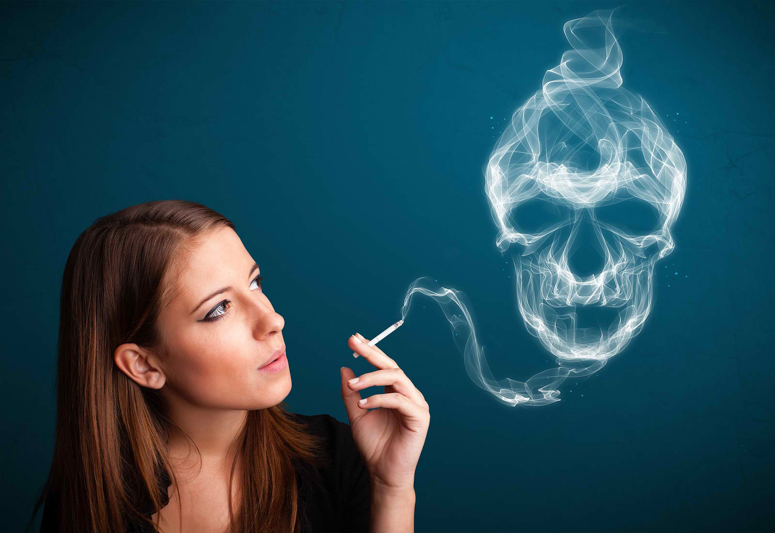 вред курения