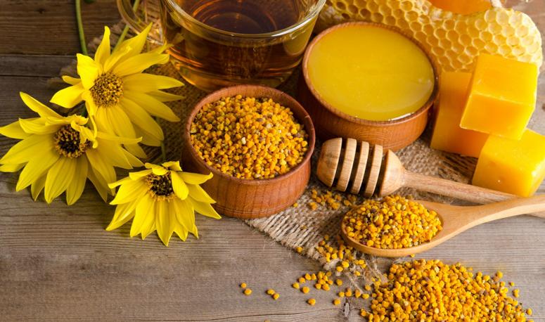 продукты пчеловодства, пчелиный воск