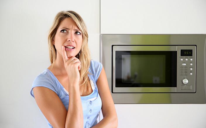 Вред микроволновой печи: правда или вымысел? Факты про реальный вред микроволновки для здоровья человека