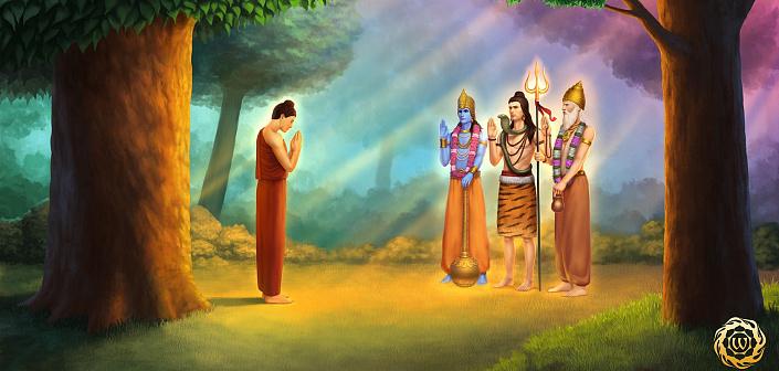 Как найти своего духовного учителя (гуру)