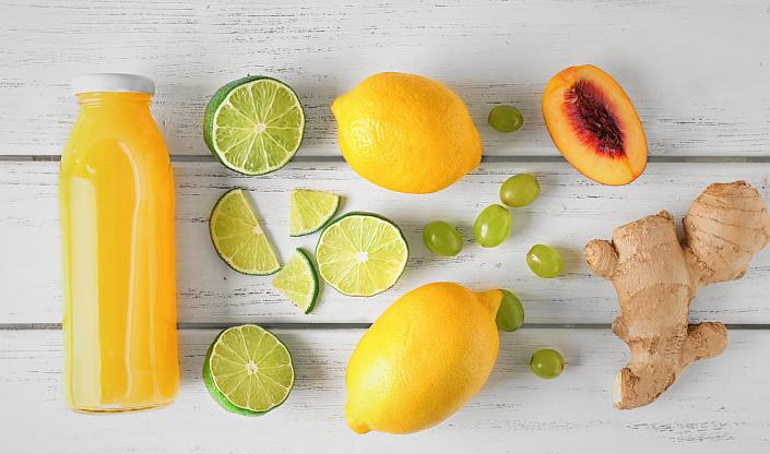 Семь продуктов, повышающих иммунитет