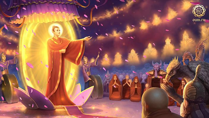 Великий род Будды Шакьямуни. История великого принца ставшего Буддой
