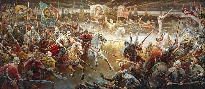 Успехи Ивана Грозного, битва при Молодях и другие интересные факты из жизни великого царя.