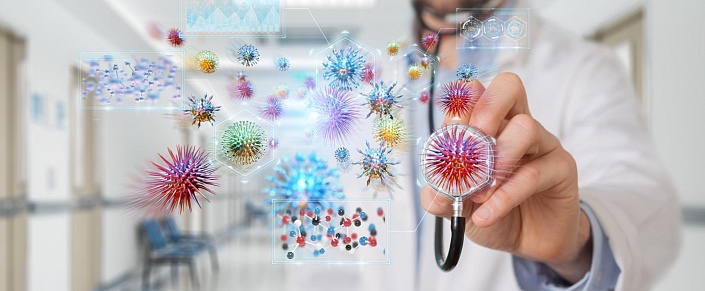 Вирусы и щелочная среда. Что такое вирус, для чего он нужен и как научиться с ним жить?