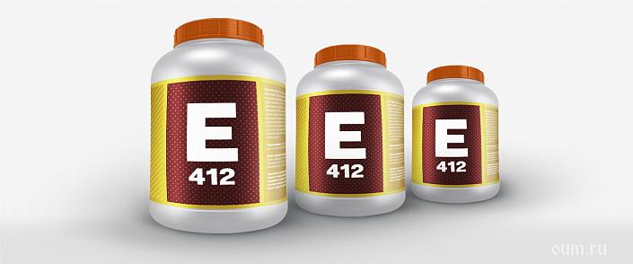 Пищевая добавка Е412