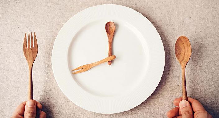 Голодание 1 день в неделю.