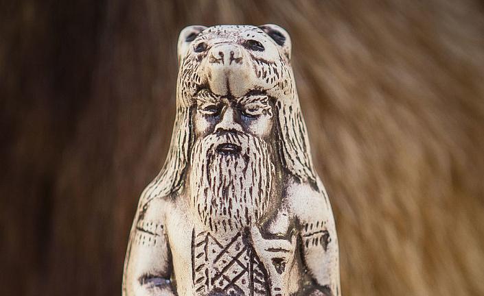 Велес, изображение Велеса, бог Велес, славянский бог