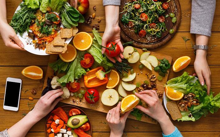 Питание, продукты