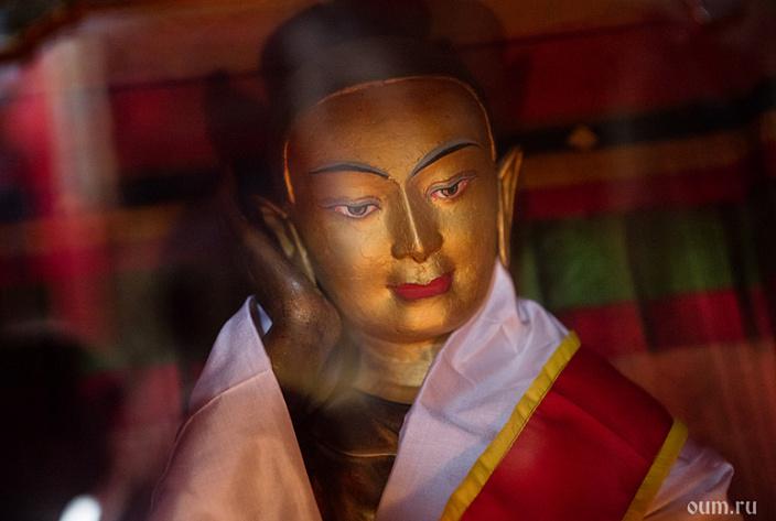 Миларепа, Тибет, Будда, йога-тур с oum.ru