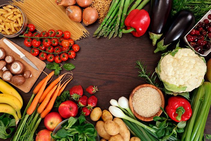 здоровое питание, вегетарианство