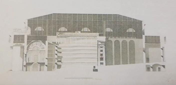 Большой театр или храм Аполлона