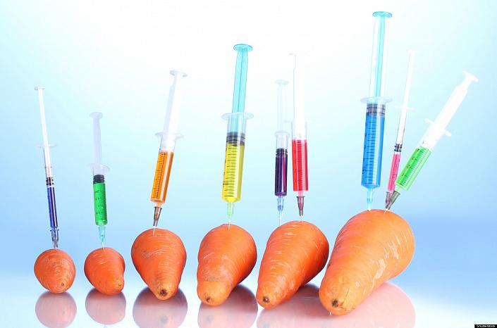 ГМО: мир глазами Сергея Тармашева и реальное положение дел