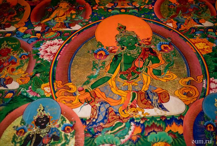 йогини, Тибет