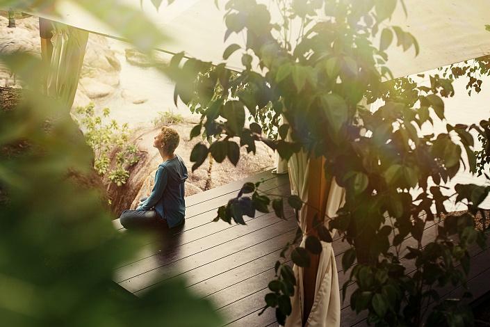 йога, медитация, концентрация, пранаяма, практика на природе