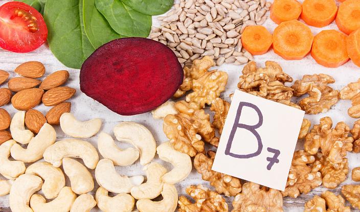 Витамин Н (B7), правильное питание